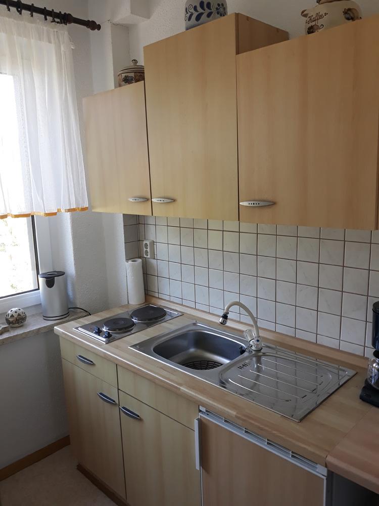 Fewo 1 Küche